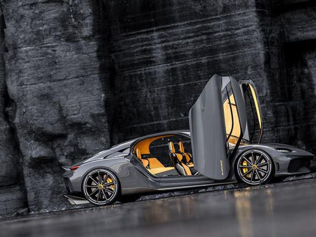 Koenigsegg Gemera, Mobil 4-Seater Tercepat di Dunia