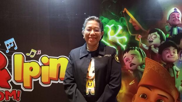 Pencipta dan penulis naskah Upin & Ipin, Ainon Ariff