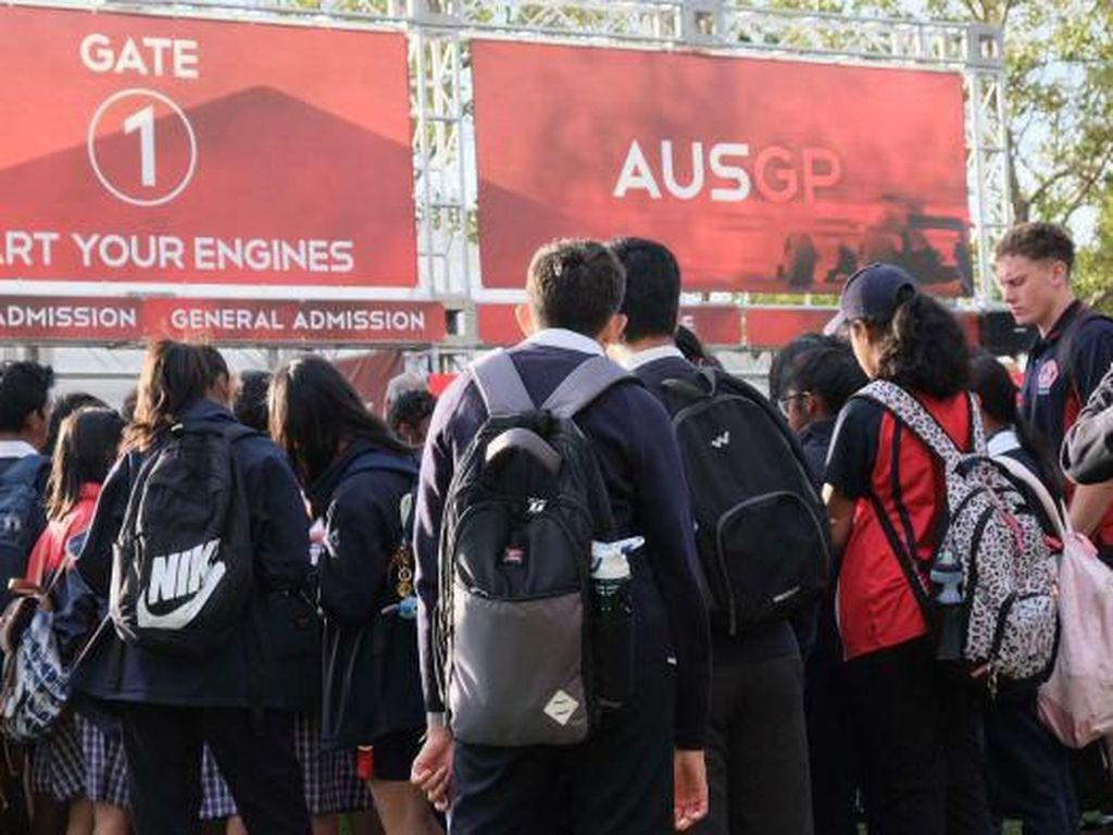 Balapan GP Formula 1 Melbourne Dibatalkan, Manajer Arsenal Positif Corona