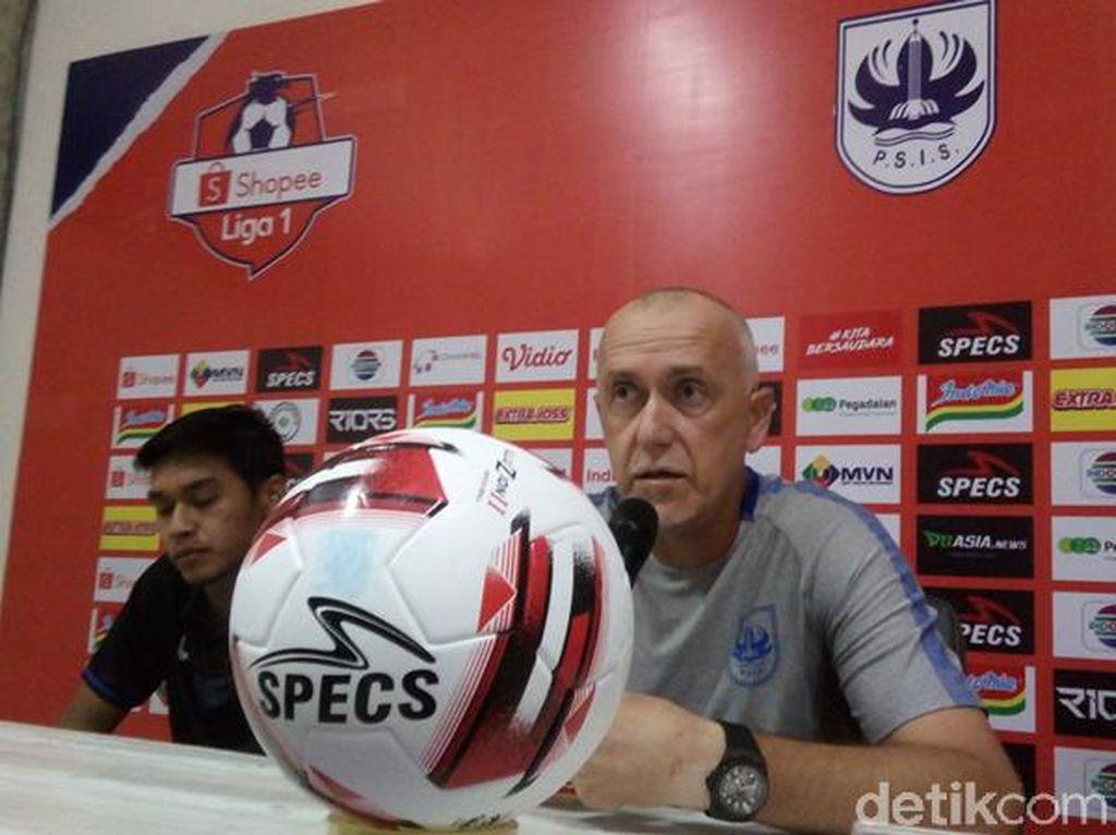 PSIS Semarang Sudah Kantongi Kekuatan Arema FC