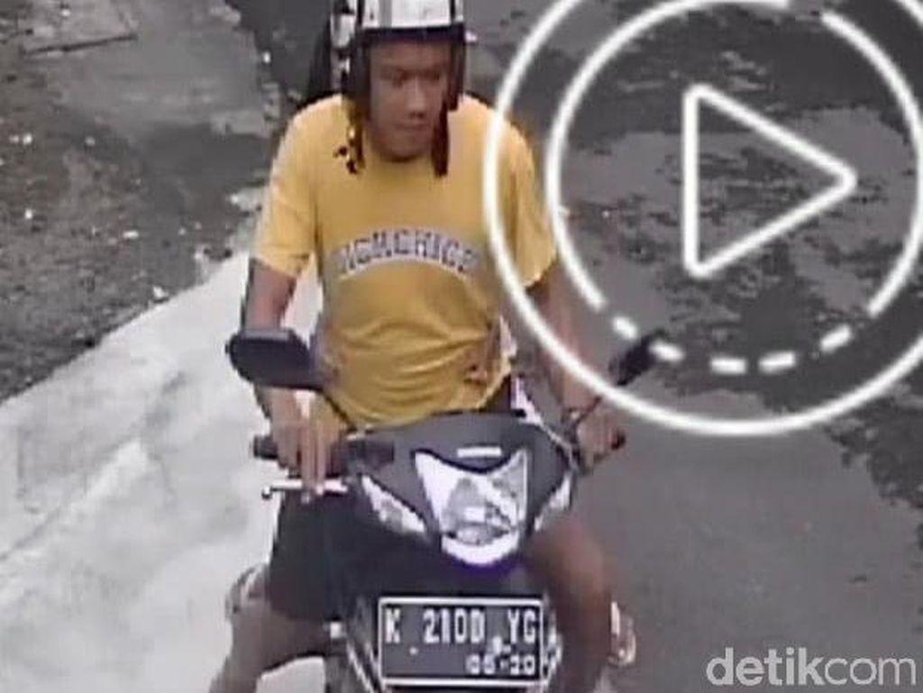 Viral Pemotor Culik dan Buka-buka Rok Bocah, Polisi: Motornya Pinjam