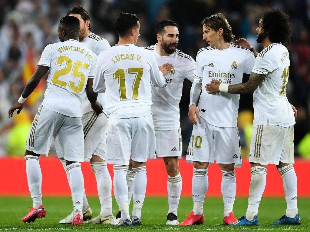 Dua Misi Berat Real Madrid Saat Musim Dilanjutkan