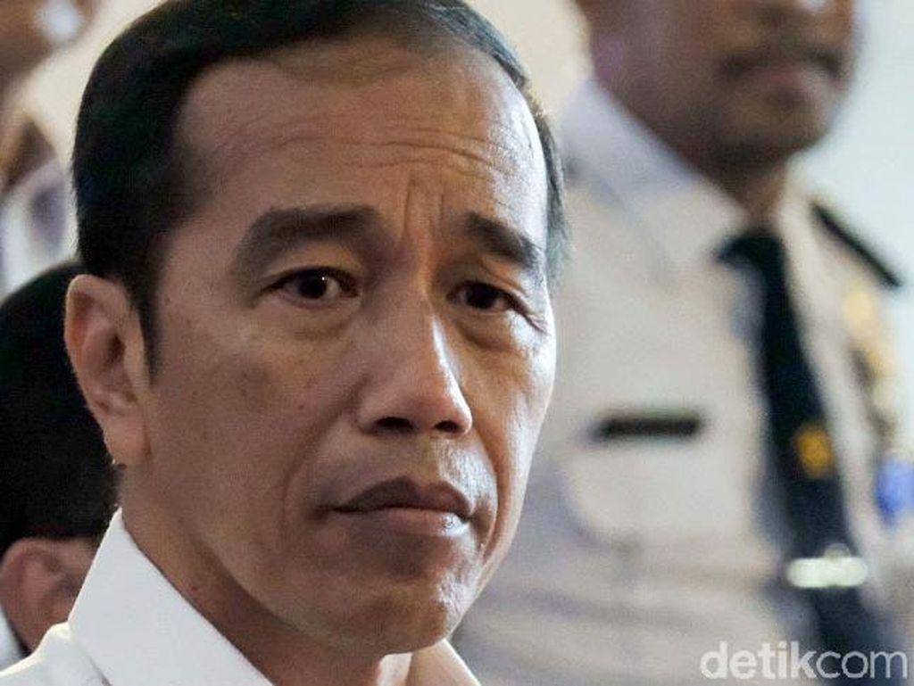 Titah Jokowi Status Darurat Daerah Tak di Tangan Pusat