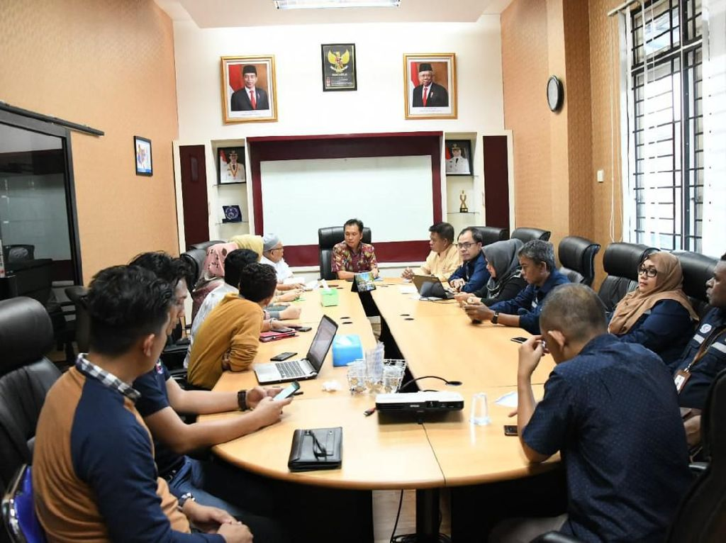 BPH Migas Dukung BUMD di Palembang Kembangkan Jaringan Gas