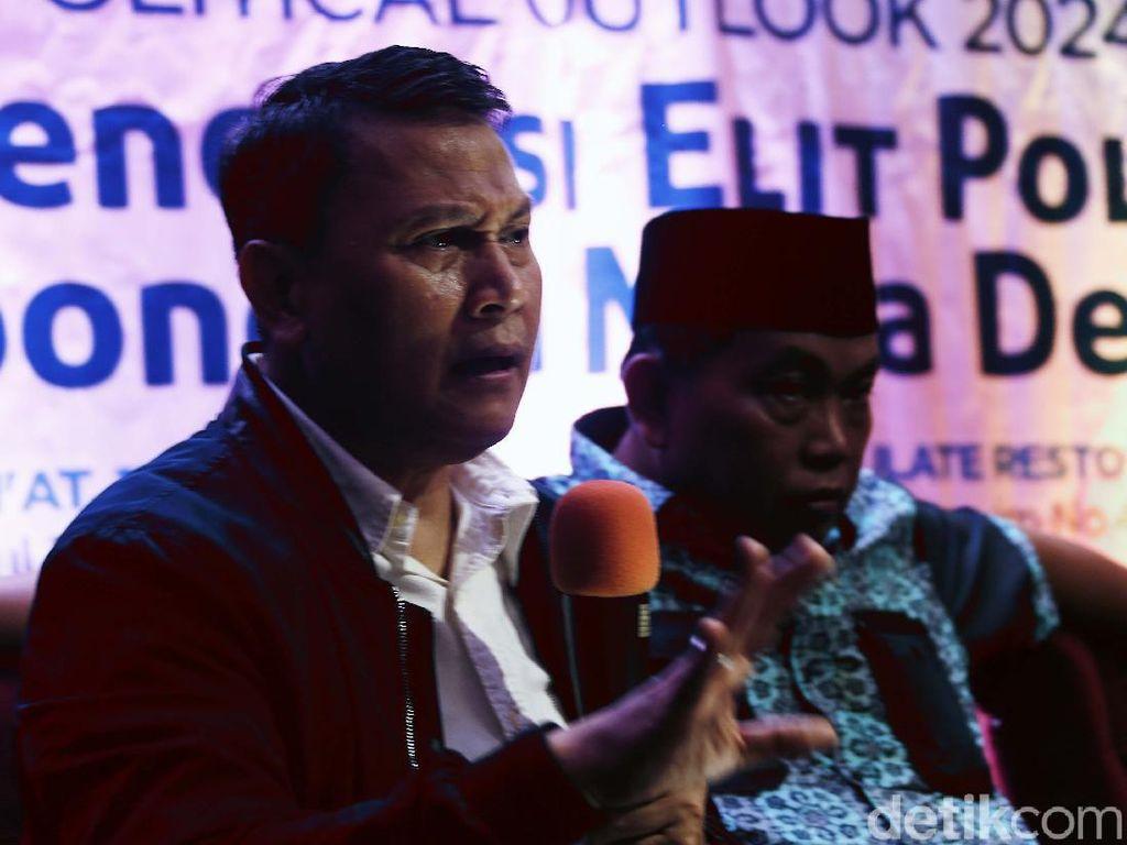 Diskusi Mencari Pemimpin Politik Masa Depan