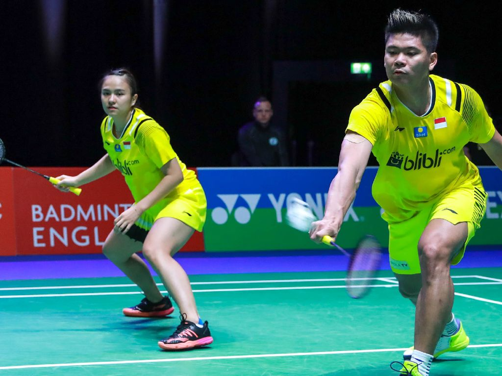 Praveen Jordan Tak Anggap Remeh Lawan di PBSI Home Tournament