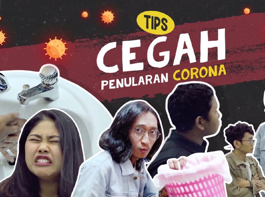 Jokowi Bagikan Tips Menghadapi Corona
