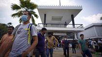 Malaysia Umumkan Cluster Corona Terbesar Terkait Tablig Akbar Telah Berakhir
