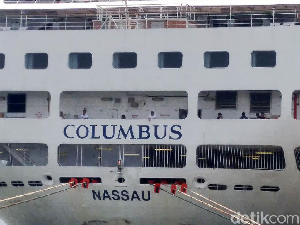 Ini Rute Wisata Ratusan Turis WNA Kapal Pesiar Columbus di Jawa Tengah