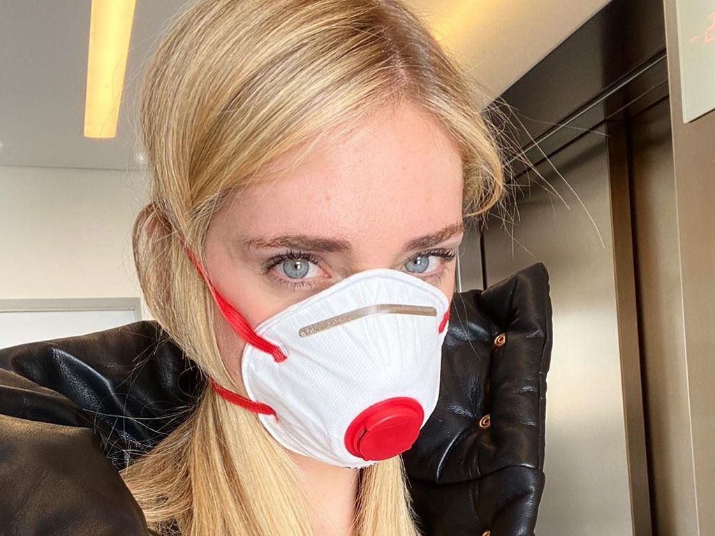 Kisah Nyata Soal Lockdown di Italia dari Influencer Chiara Ferragni
