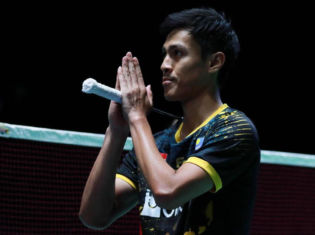 Swiss Open 2021: Vito dan Leo/Daniel Kalah, Wakil Indonesia Habis