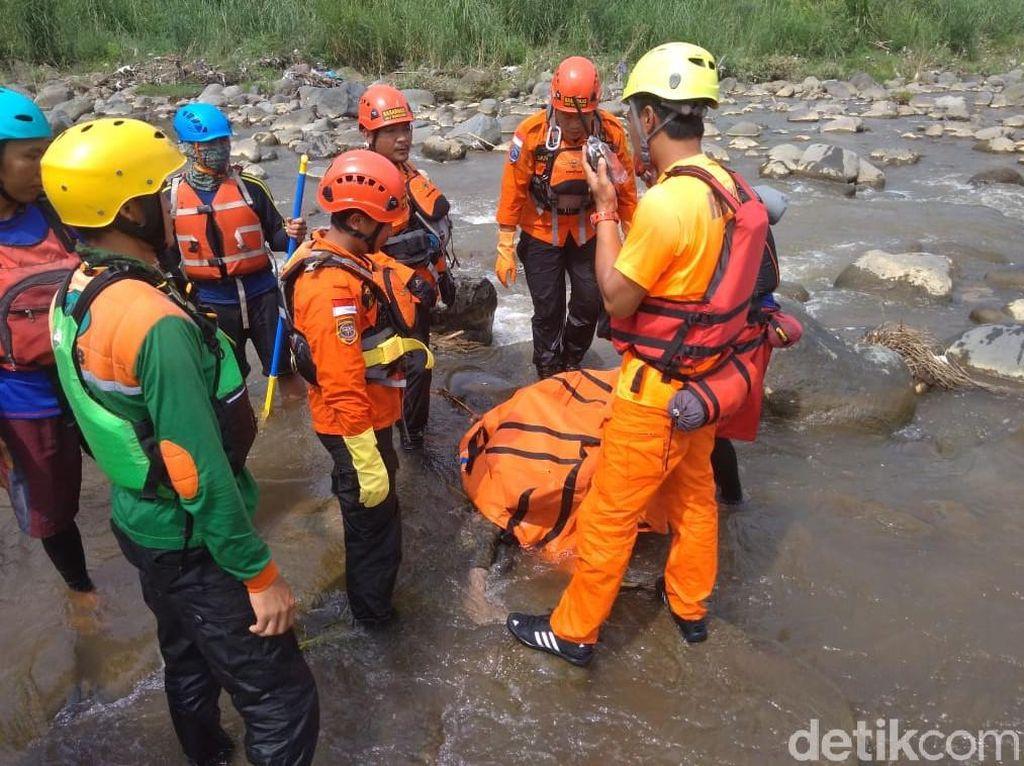 Warga Banjarnegara yang Terseret Arus Deras Sungai Serayu Ditemukan Tewas