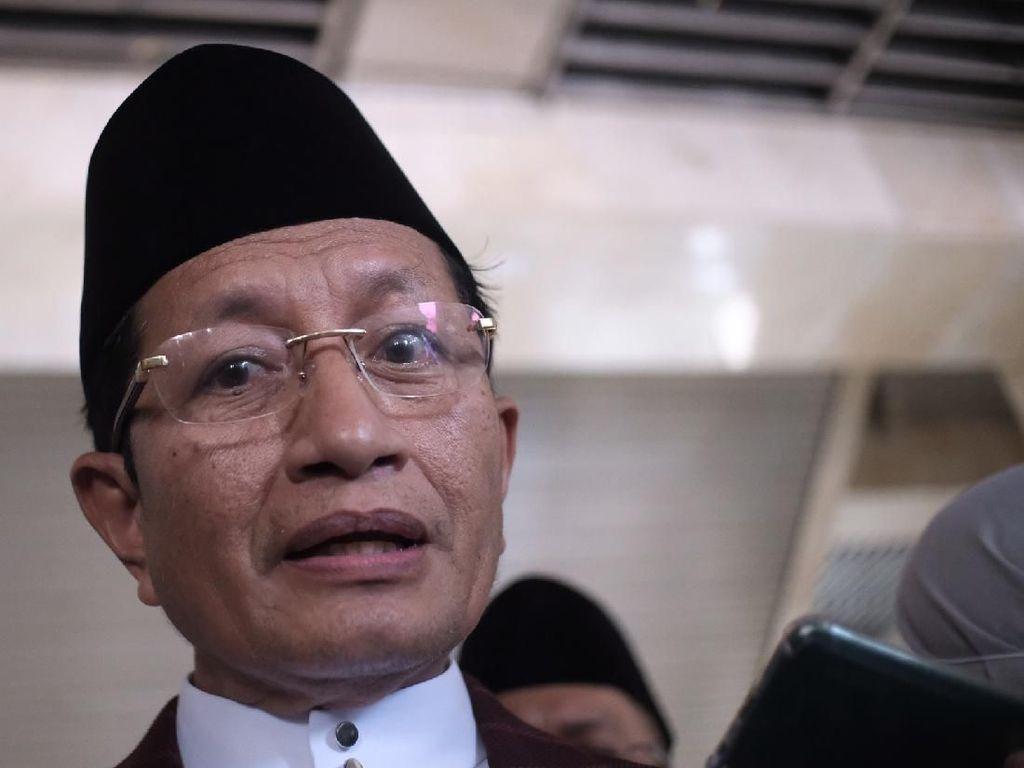 Imam Besar Istiqlal soal PSBB DKI: Ke Masjid Itu Sunah, Jaga Kesehatan Wajib