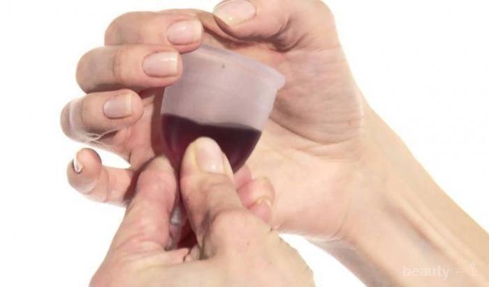 Fakta-Fakta Tentang Menstrual Cup yang Perlu Kamu Tahu