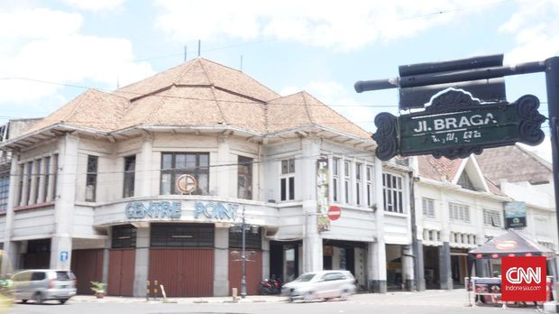 Alasan Belanda Jadikan Bandung 'Paris van Java'*