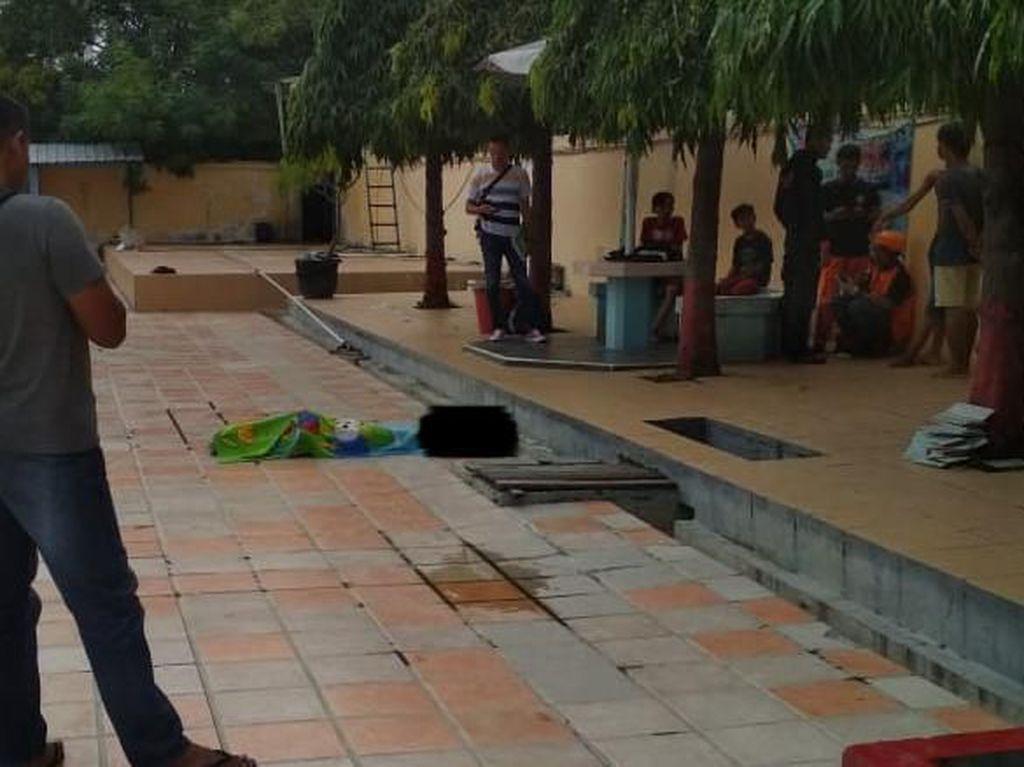 Seorang Remaja di Brebes Tewas Tenggelam Saat Belajar Berenang