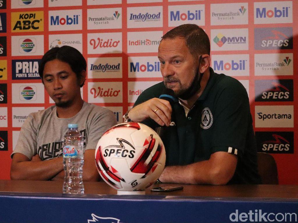 Shopee Liga 1 Akan Lanjut, Pelatih PSS Sleman Siapkan Fisik Pemain