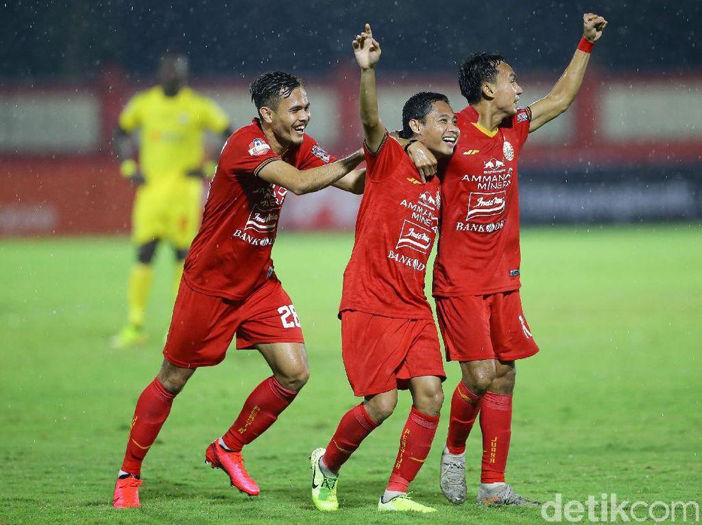 Ini Alasan Persija Perjuangkan Lisensi Profesional AFC