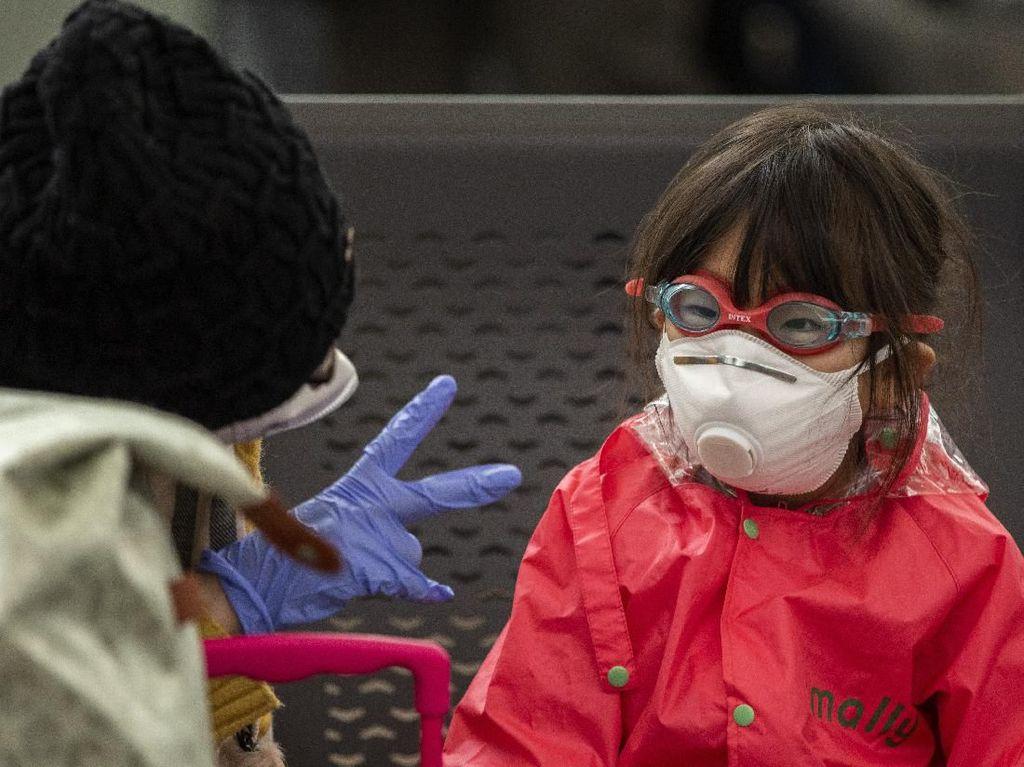 WHO Teliti Gejala Mirip Sindrom Kawasaki pada Anak Positif Corona