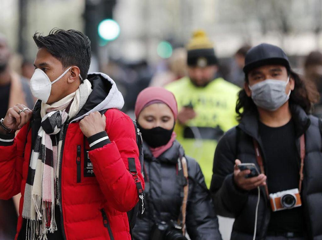 Ratusan Orang di Tunisia Ditangkap karena Keluar Malam saat Pandemi COVID-19