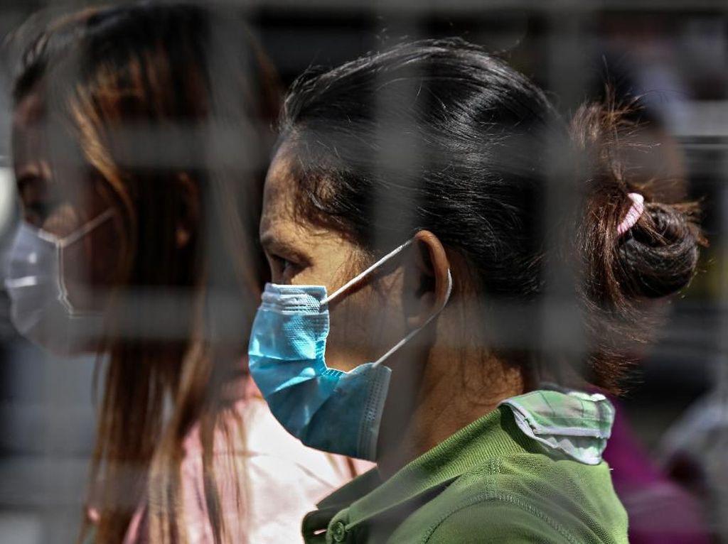 Filipina Kembali Deteksi 52 Kasus Corona Varian Afrika Selatan