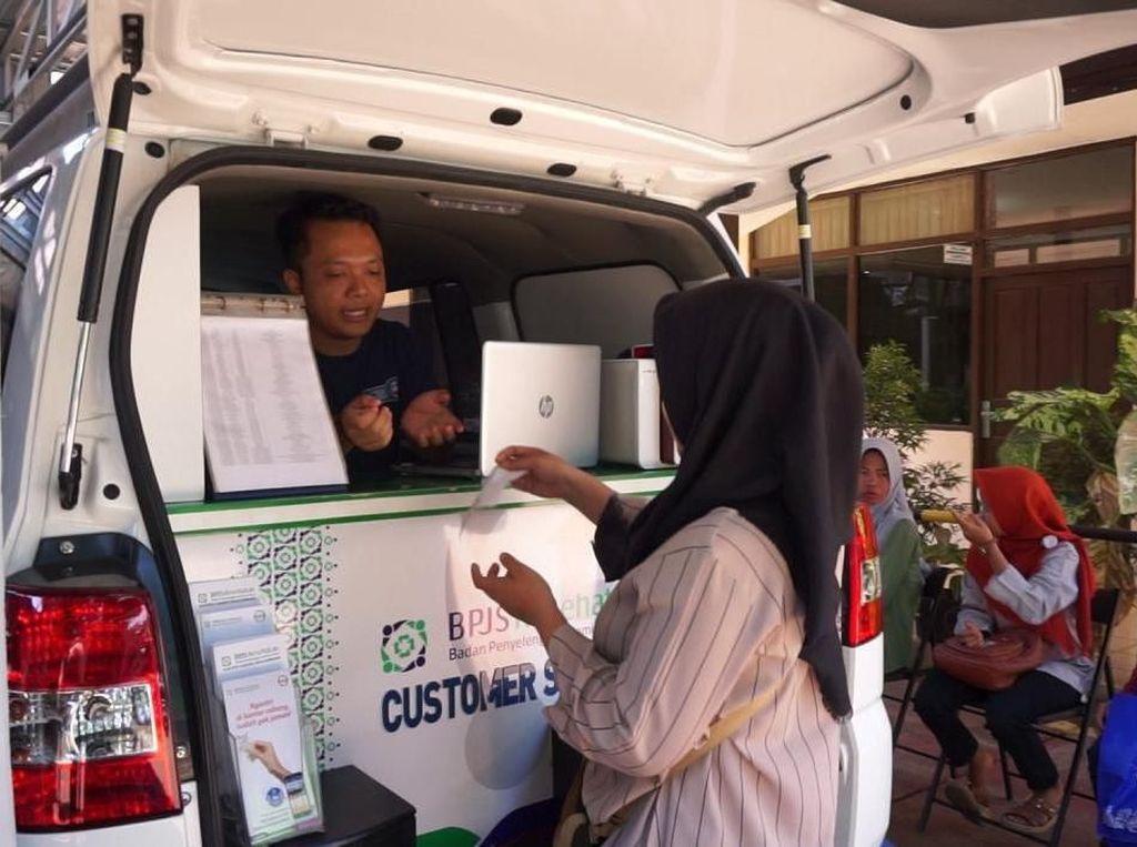 BPJS Kesehatan Banjarmasin Tambah Titik Layanan Mobil Keliling