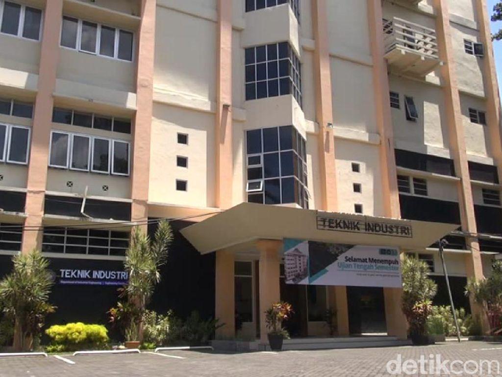Mahasiswanya PDP Corona, Universitas Brawijaya Lockdown Teknik Industri