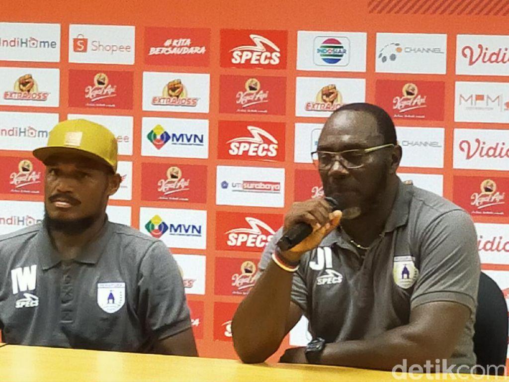 Persipura Tak Ambil Jatah Piala AFC 2021? Ini Komentar Jacksen F Tiago