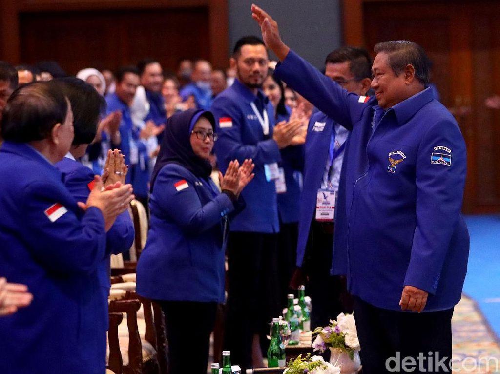 SBY Prihatin Dituduh Gerakkan Demo Ricuh Omnibus Law, Golkar: Jangan Drama!