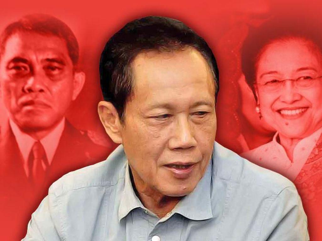 Kesaksian Bang Yos Soal LB Moerdani, Megawati, hingga Edy Tanzil