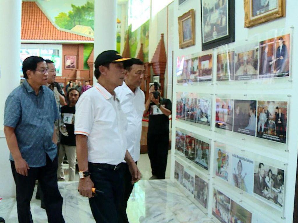Wiranto Resmikan Museum Bang Yos di Cibubur