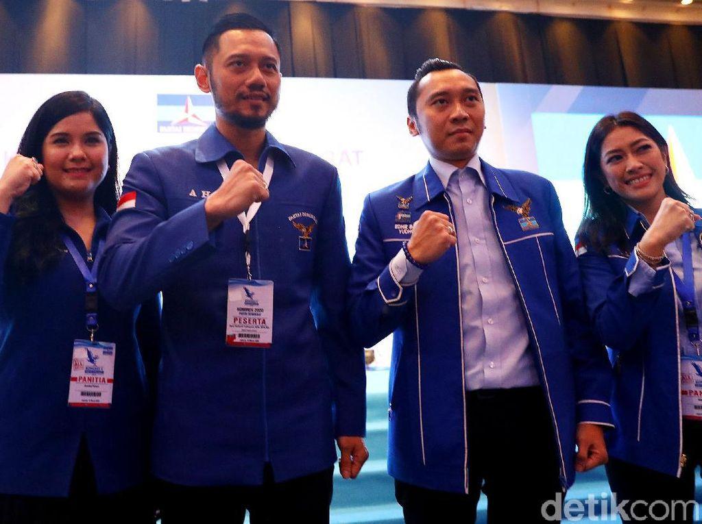 AHY Jadi Ketum PD Gantikan SBY, Ibas Bagaimana?