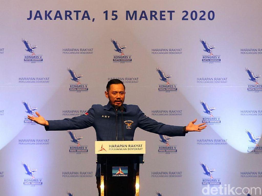 Agus Harimurti dan Doa Susilo Bambang Yudhoyono
