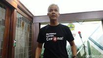 Lewat Maklumat, Ganjar Minta Warganya Larang Keluarga Mudik ke Jateng