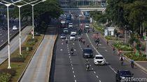 Anies: Ada WFH, Kendaraan Pribadi di Jakarta Tinggal 45%