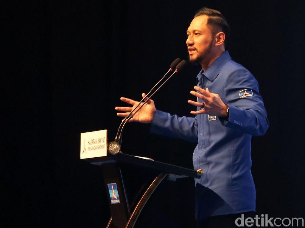 Forum Pendiri PD Akan Gugat SK Ketum AHY: Menkum HAM Setuju!