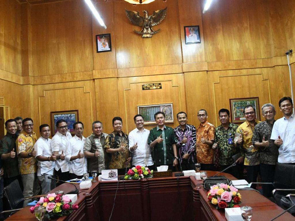 BPH Migas Ingin BUMD Palembang Jadi Contoh Bangun Jargas Tanpa APBN