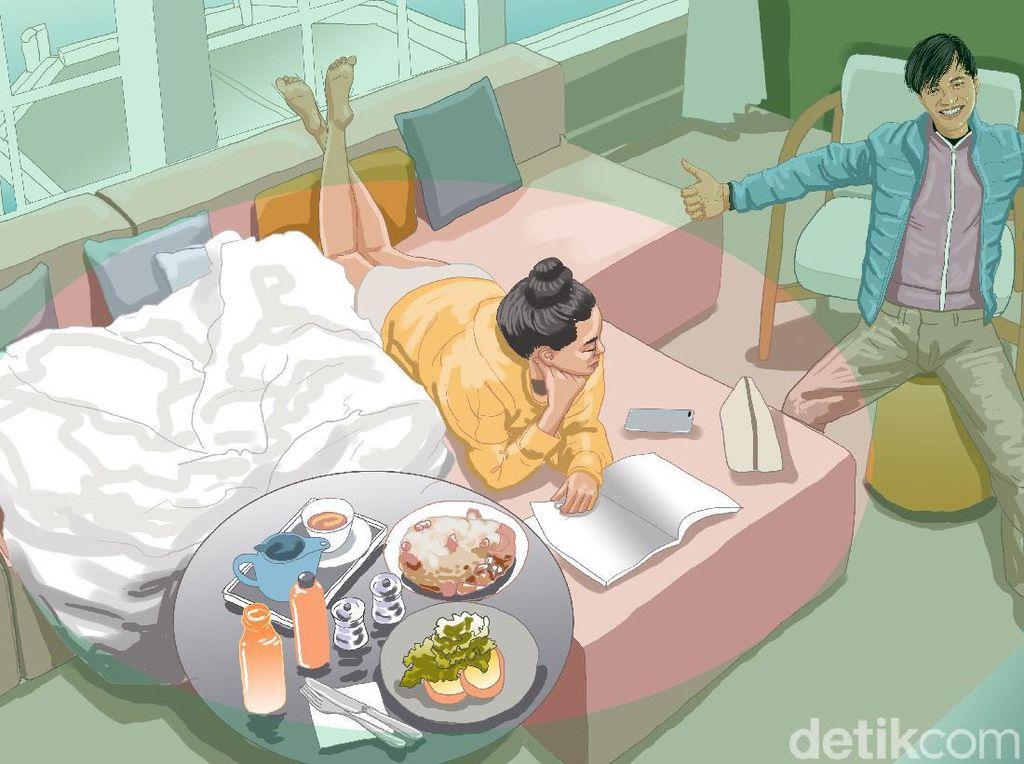 Staycation Buat Para Hamba Konten