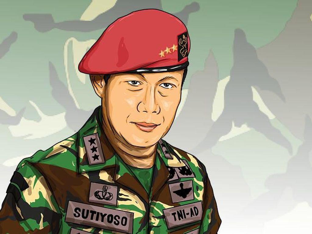 Sutiyoso, Sang Jenderal Lapangan yang Bertanggung Jawab