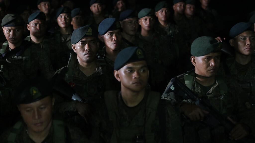 Ribuan Polisi Bersiaga di Manila yang Tengah Lockdown Imbas Corona