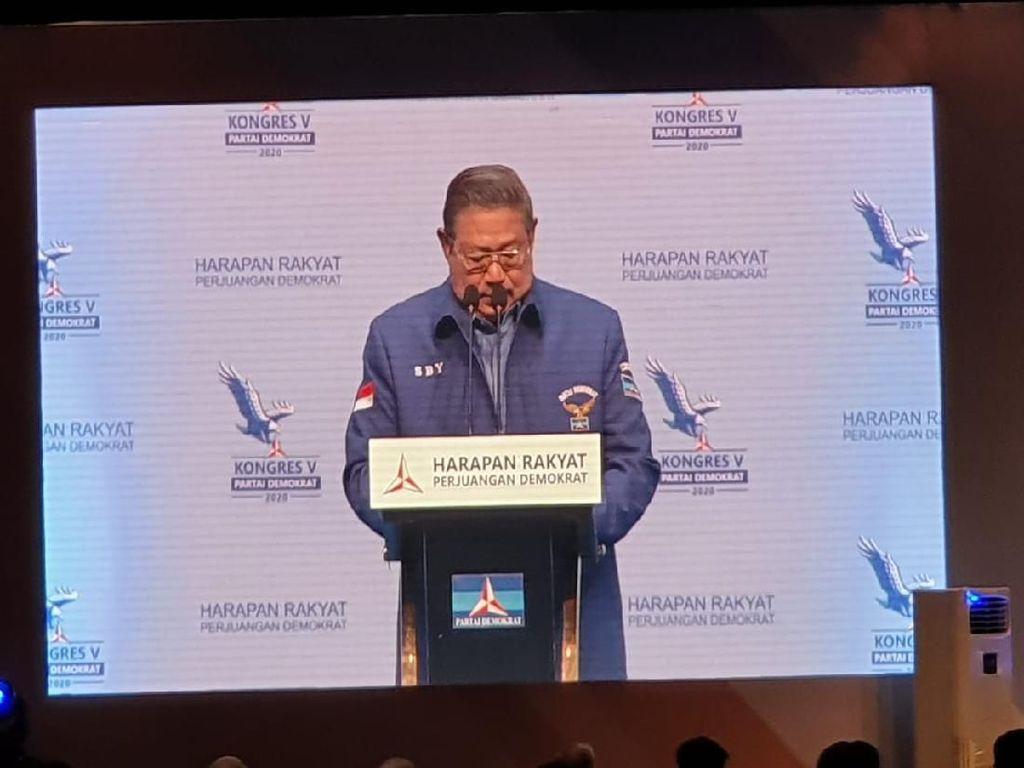 SBY: Penanganan Virus Corona Secara Global Kurang Maksimal