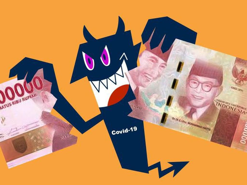 Ekonomi Global Krisis Imbas Corona, RI bakal Kena?