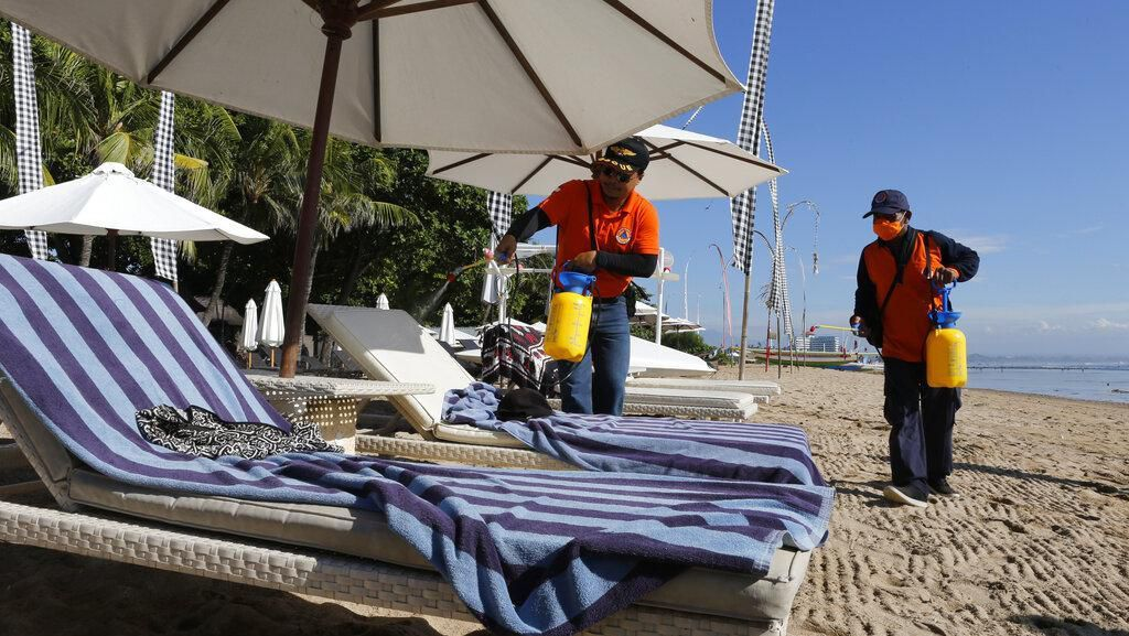 Ini Langkah Preventif yang Dilakukan Bali Untuk Tangkal Corona