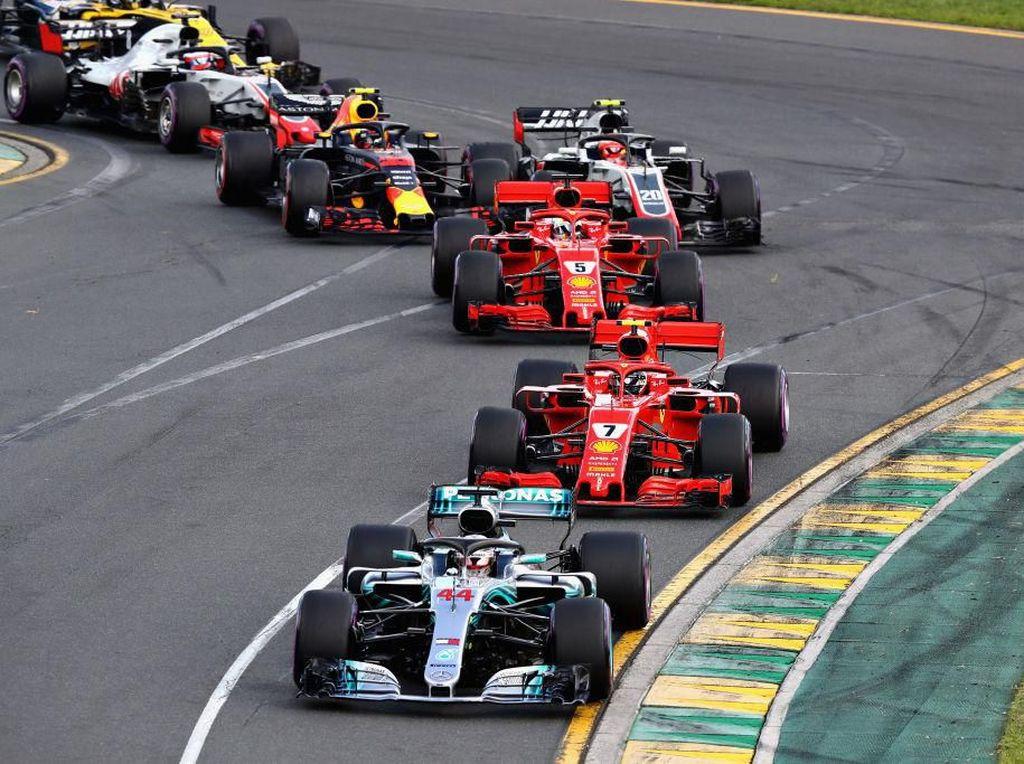 Pangeran Monako Positif Corona, Balapan F1 Dibatalkan