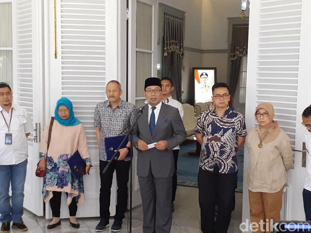 Ridwan Kamil Ungkap Kronologi Pemeriksaan Bima Arya hingga Positif Corona