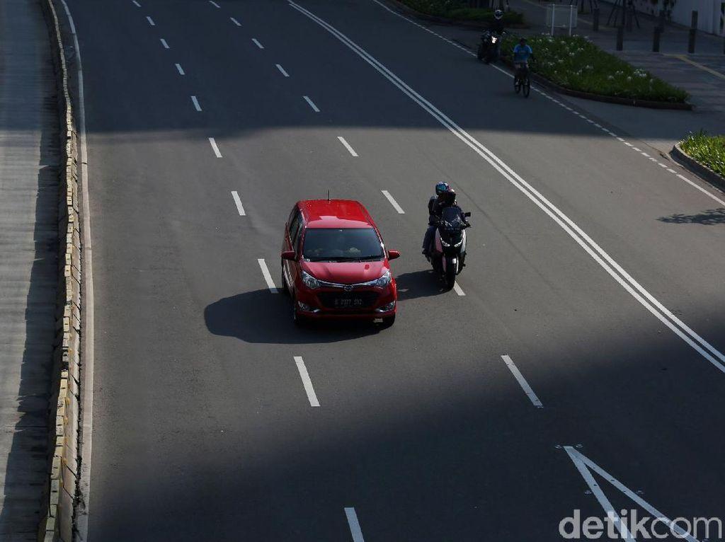 Diperpanjang, CFD di Jakarta Ditiadakan hingga 19 April