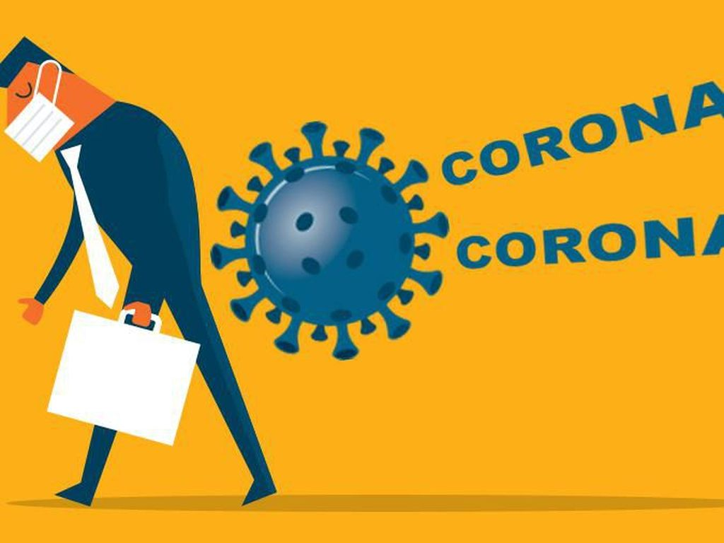 Netizen Harap Virus Corona Cuma April Mop