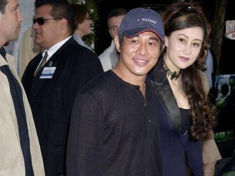 Cerita Istri Jet Li yang Rela Tinggalkan Karier Demi Keluarga