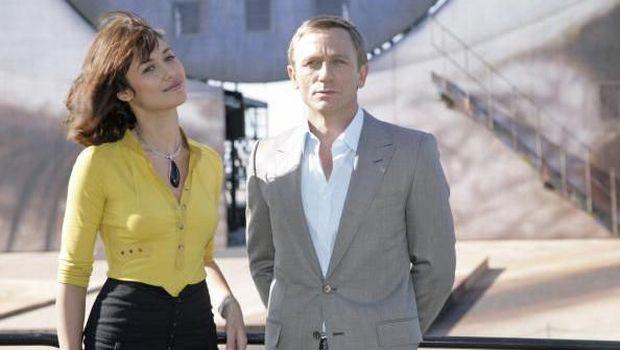 Olga Kurylenko di film James Bond, Quantum of Solace