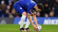 Cesc Fabregas berada di nomor 5. Semasa bermain untuk Arsenal dan Chelsea di Liga Inggris, total 50 gol disarangkannya (Getty Images/Justin Setterfield)